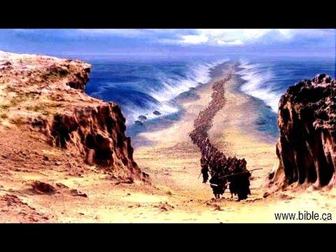 Evidências Da Travessia Do Mar Vermelho E O Êxodo!