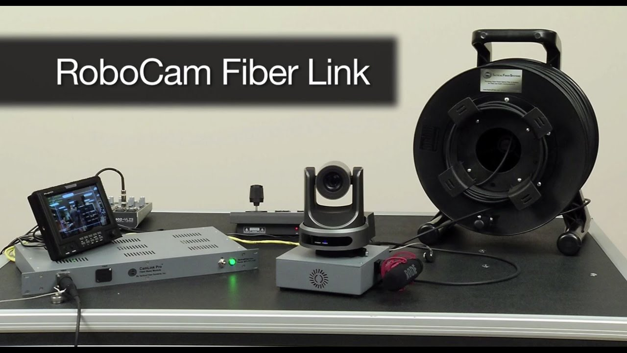 Camera Power Control And Video Over Fiber Optics Youtube Optic Free Download Wiring Diagrams Pictures Along With Ptzoptics Livestreaming Tech