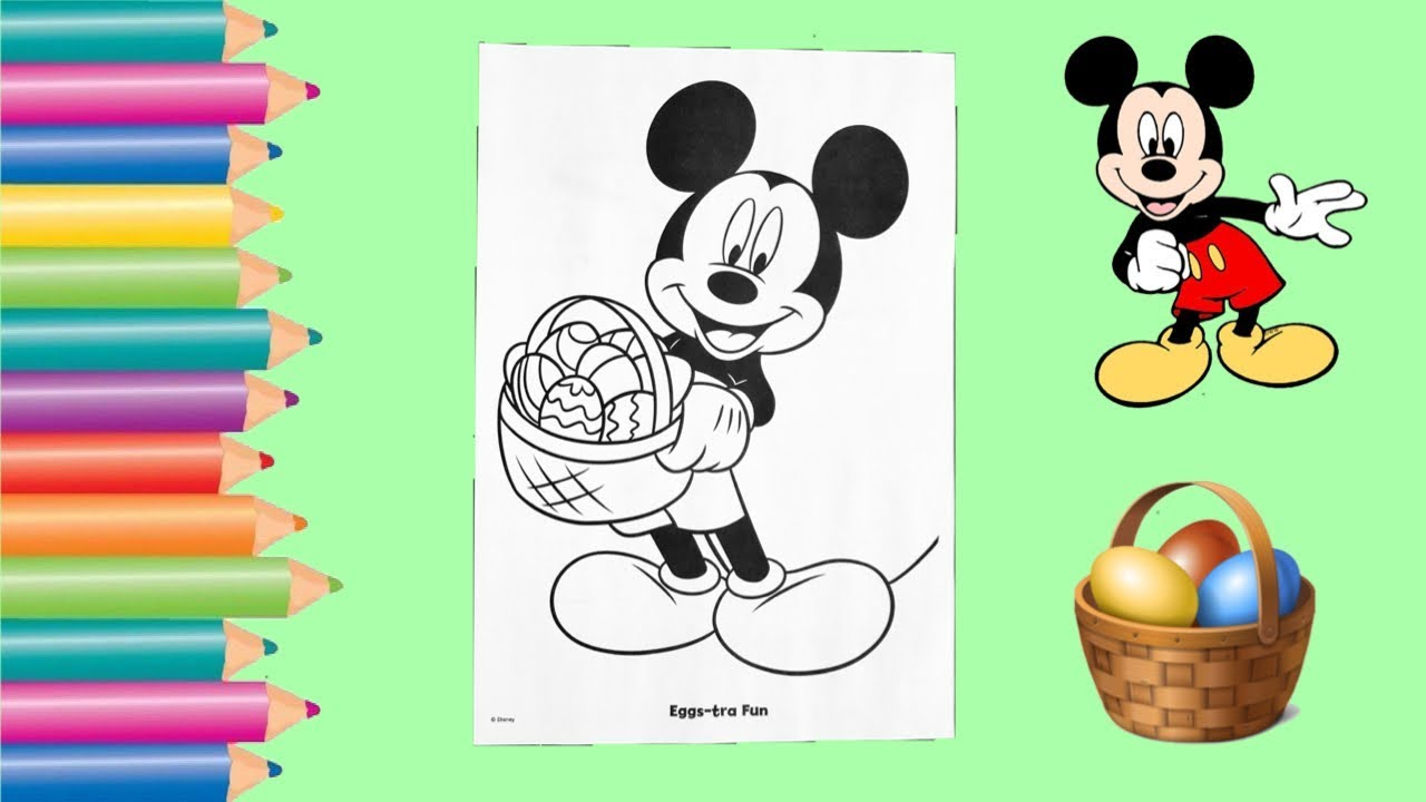 Winnie the Pooh easter coloring page | 720x1280