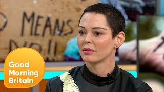 Rose McGowan on the #MeToo Movement | Good Morning Britain