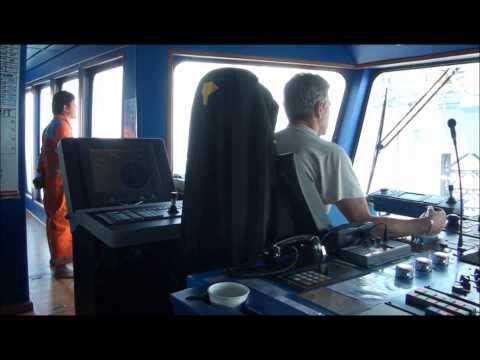 AHTS Lewek Martin Cargo Operation.wmv
