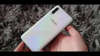 Recenzja Samsunga Galaxy A50 - co z tym czytnikiem w ekranie?
