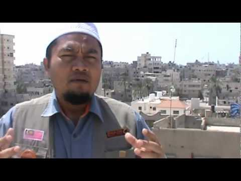 Ustaz Riduan Mohamad Nor - Khan Younis bandar kelahiran Dr Abdel Aziz Al Rantisi