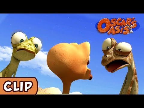 Oscar's Oasis - Wrong Egg! | HQ | Funny Cartoons