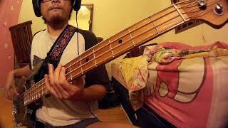 Radja - Benci Bilang Cinta (bass cover)