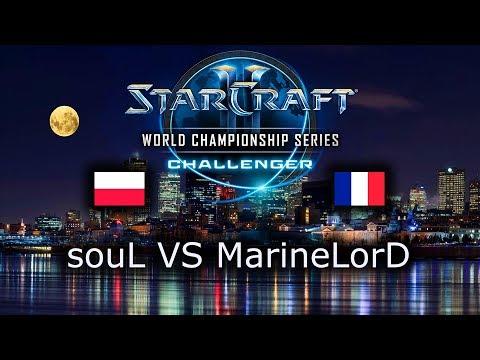 souL VS MarineLorD - TvT - 2019 WCS Challenger Season 3 - polski komentarz