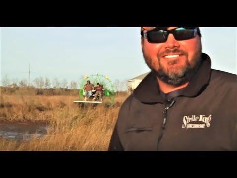 Airboat Hog Hunt - Louisiana - Sportsman TV - Full Episode