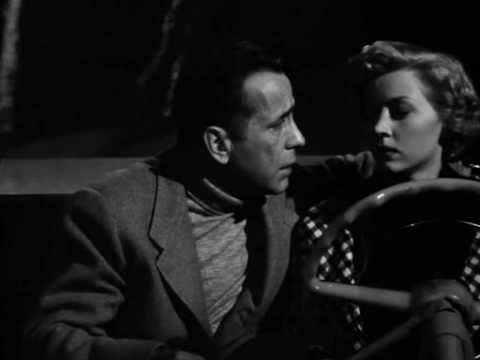 Noir Quotes In A Lonely Place 1950 Youtube