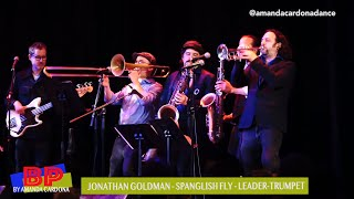 Boogaloo in the City: Spanglish Fly at Flushing Town Hall Global Mashup