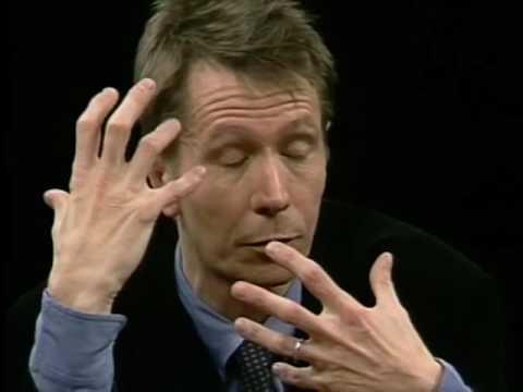 Gary Oldman Job İnterview On Charlie Rose 1998 & 2001