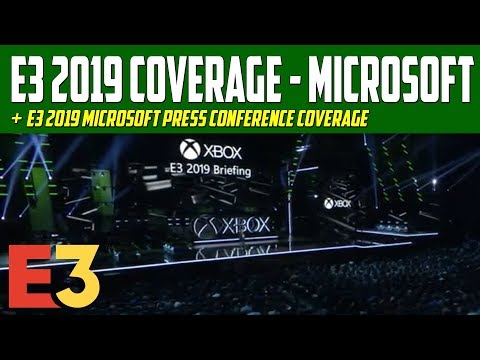 E3 2019 Coverage - Microsoft Xbox Press Conference Review & Highlights