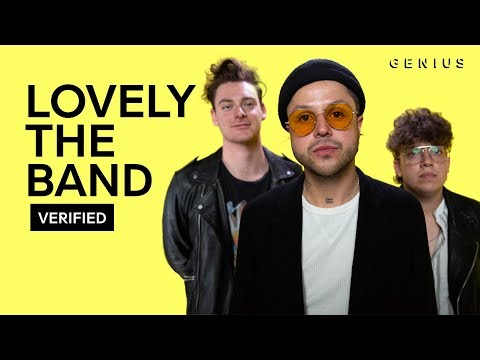 "lovelytheband ""broken"" Official Lyrics & Meaning 