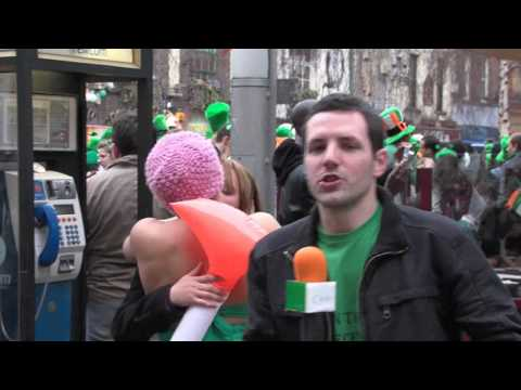 St. Patricks Day Craic! - Dublin, Ireland.