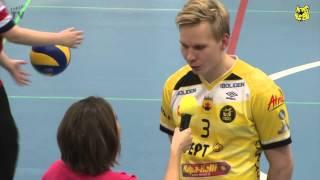 Tiikerit - Liiga-Riento su 22.11.2015 - Aftergame Antti Ropponen
