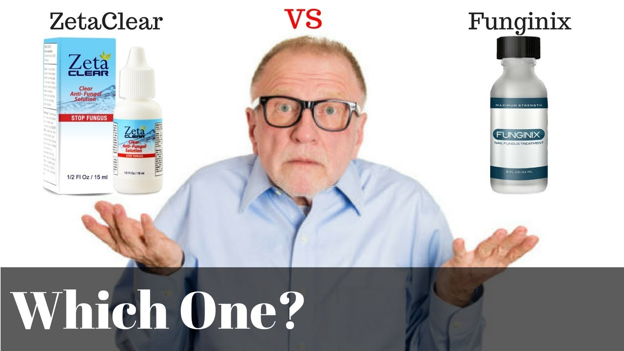 Zetaclear Vs Funginix The Critical Questions You Need Answers To