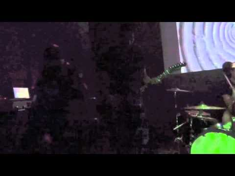 New Rocket Miner Song - Live @ The Burlington 10-11-2012