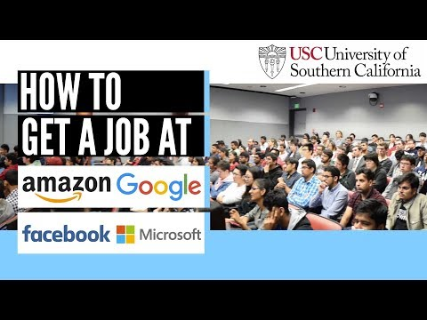 How to Get a Job at Google – Amazon – Facebook – or Microsoft in 2019