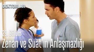 Zenan ve Suat'ın anlaşmazlığı - Doktorlar 29. Bölüm