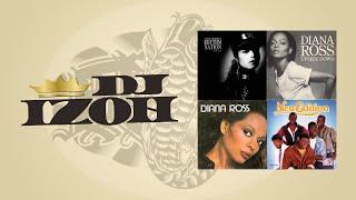 "DJ IZOH ""80's R&B"" Routine"