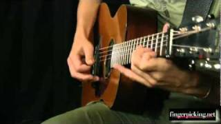 BACK AND FORWARD - Massimo Varini - Video realizzato da Fingerpicking.net