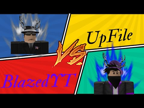1V1 With UpFile For 5,000 Robux On ARSENAL - Roblox