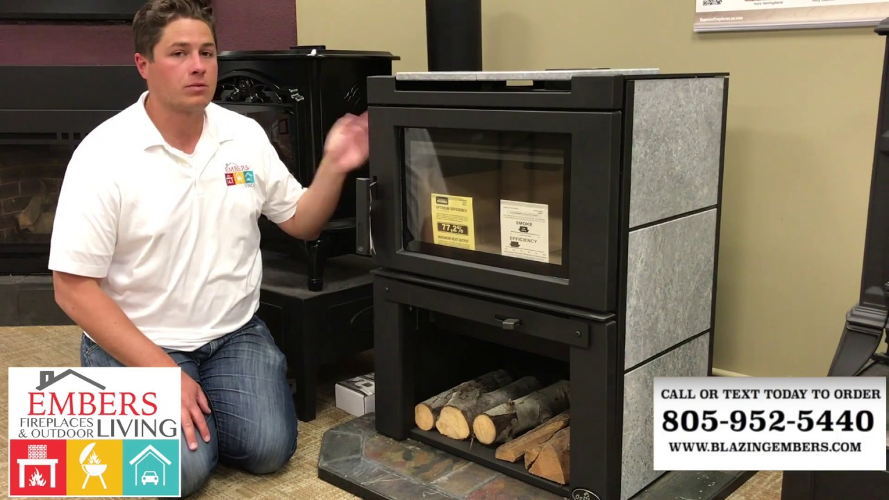 Osburn Matrix Wood Burning Stove Product Review Youtube