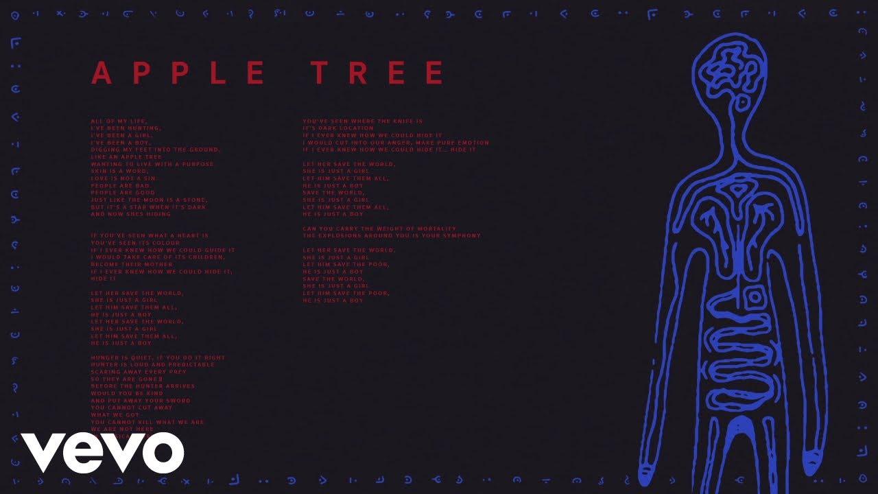 AURORA - Apple Tree (Audio)