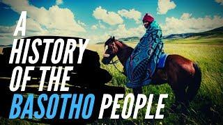 A History Of The Basotho People