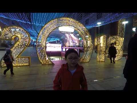 Happy New Year From Yerevan, Armenia