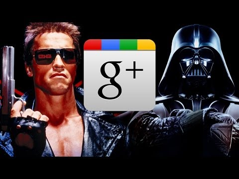 Movie Reactions To Google+ & Youtube