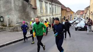 Brasov Marathon - antrenamente (part IV) 13 martie 2016