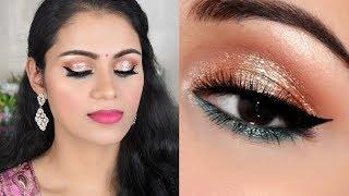 रक्षाबंधन का आसान मेकअप RakshaBandhan Rakhi 2018 Easy Makeup Tutorial In Hindi