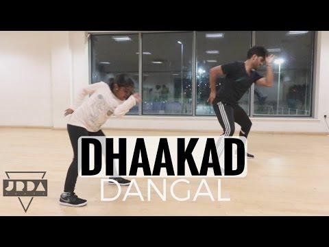 Dhaakad  Dangal DANCE  Aamir Khan  Pritam  Amitabh  Raftaar @JeyaRaveendran Choreography