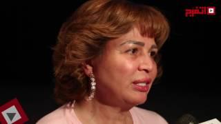 بالفيديو| إلهام شاهين: «المرأة قوية وتعطي للسينما من 80 سنة»