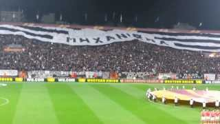 PAOK - Benfica 2014