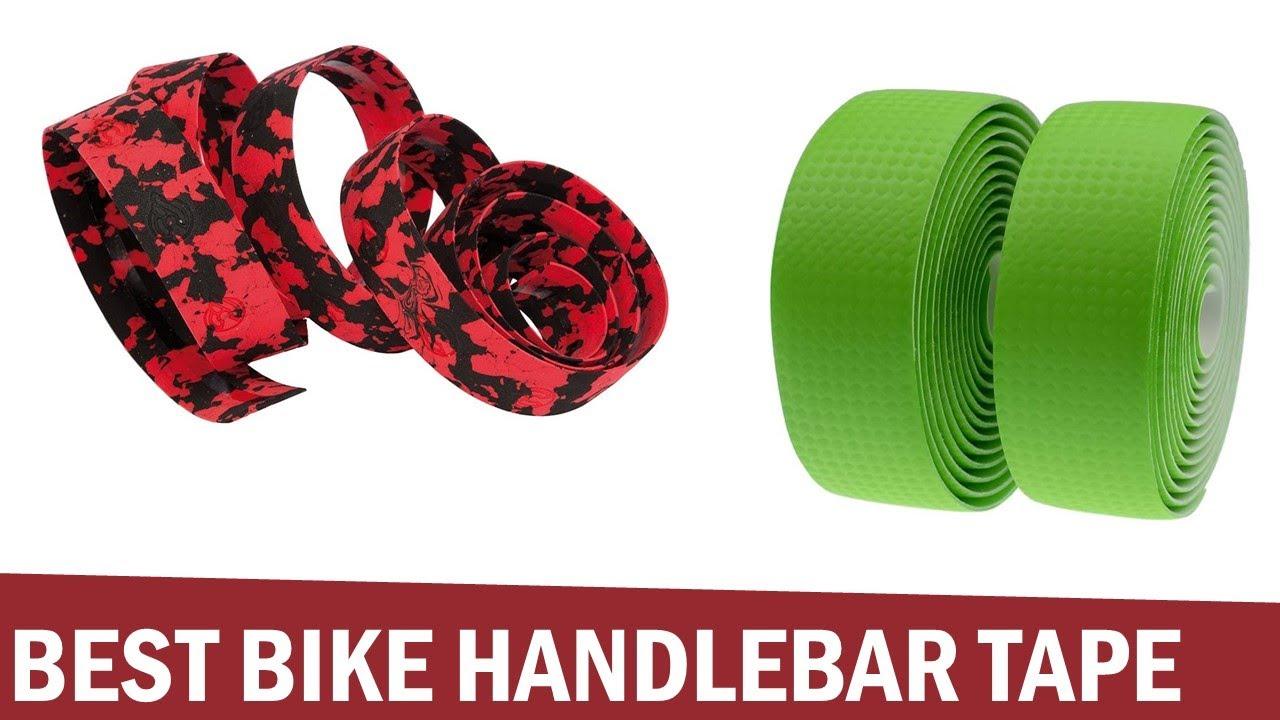 Top 5 Best Bike Handlebar Tape 2020 : Bike Handlebar Tape Reviews