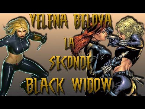 Yelena Belova - La Seconde Black Widow