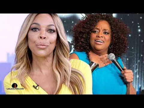 Wendy Williams Hints Sherri Shepherd Is NOT PRETTY Enough To Host A Show!?!?
