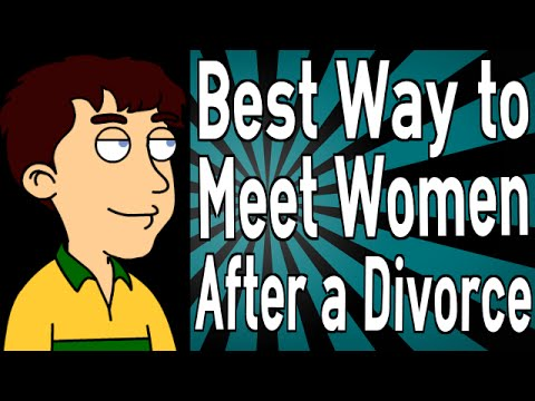 dating the recently divorced man