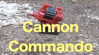 Review: VMD Cannon Commando from SkyRocket Toys Mp3
