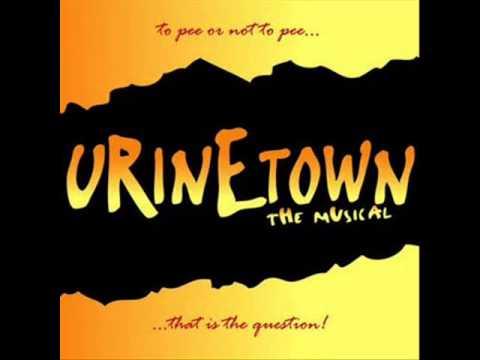 2.  It's a Privilege to Pee (Urinetown Karaoke)
