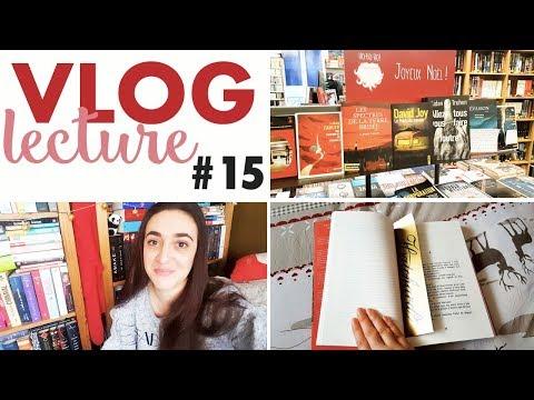 VLOGmas LECTURE #15 : EN ATTENDANT NOËL 🎄 | Myriam 📖 Un Jour. Un Livre. from YouTube · Duration:  23 minutes 11 seconds