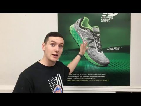 motion control shoe overview