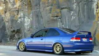 Honda Civic Coupe Tribute (90's Civic)