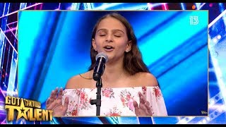רק ילדה, זמרת ענקית: הקול הגדול של יעל דנון מהמם את השופטים
