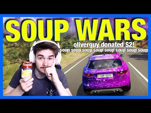 "THE TWITCH DONATION ""SOUP WARS"" OF 2018!! (Text to Speech)"