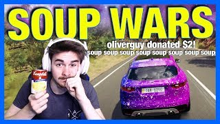 """THE TWITCH DONATION """"SOUP WARS"""" OF 2018!! (Text to Speech)"""