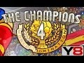 The Champions 4: World Domination - Y8 Game to play