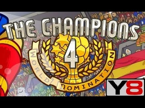 The Champions 4 World Domination Y8 Game To Play Youtube