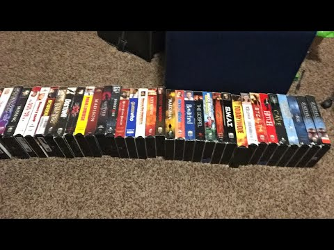 My Sony Pictures Home Entertainment Vhs Collection